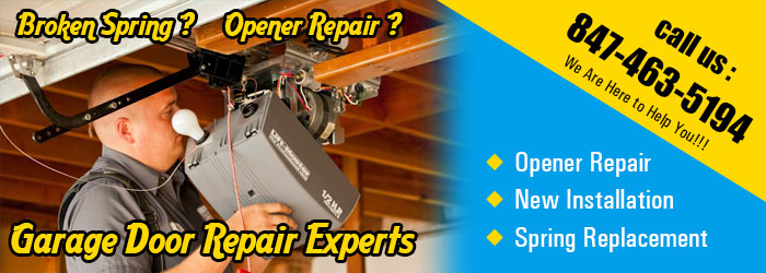 About Us - Garage Door Repair Lincolnshire
